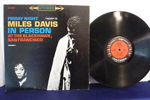 Miles-Davis-in-Person-At-The-Blackhawk-San-Francisco-Columbia-CS-8469-1961-JAZZ