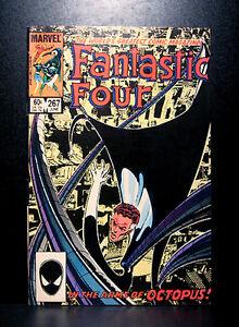 COMICS-Marvel-Fantastic-Four-267-1980s-RARE