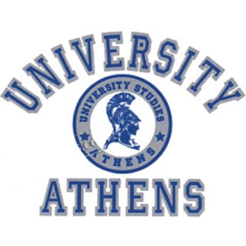 University of Athens Greece Hooded Sweatshirt