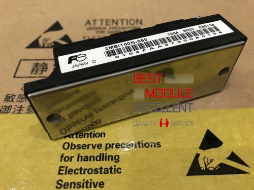 1PCS FUJI 2MBI100N-060 power supply module NEW 100/% Quality Assurance
