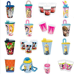 Disney and Character Cups (Assorted)