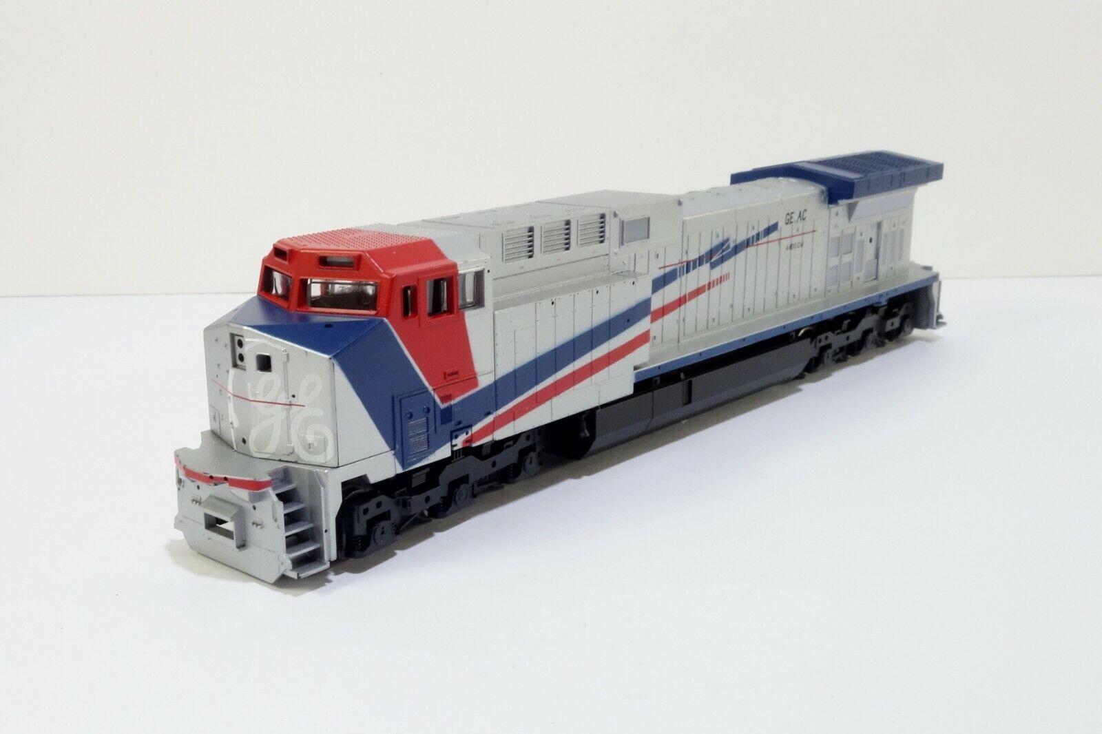 Athearn AC4400 Diesel Locomotora General Electric Motor de Tren Escala Ho En Caja Como Nuevo