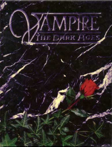 Vampire Vampire Vampire The Dark Ages World of Darkness Hardcover 4ce