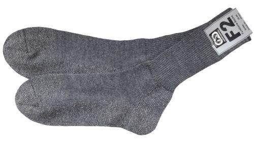 NORDPOL F2 Extrem stabile verstärkte Arbeits Outdoor Socken mit 90/% Naturfaser