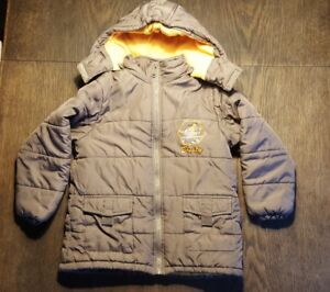 huge selection of 8998b 1a5c8 Details zu Winterjacke 116 warm Disney jungen planes dusty Jacke Pullover  Kindergarten