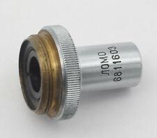 New Listingobjective Lomo 8 020 Ussr Microscope 6811603