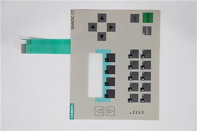 SIEMENS C7-613 6ES7613-1CA00-0AE3 Membrane Keypad 6ES7 613-1CA00-0AE3 #HR47 YD