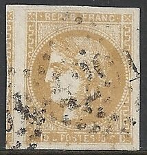 France 1870 YV 43B  CANC  VF