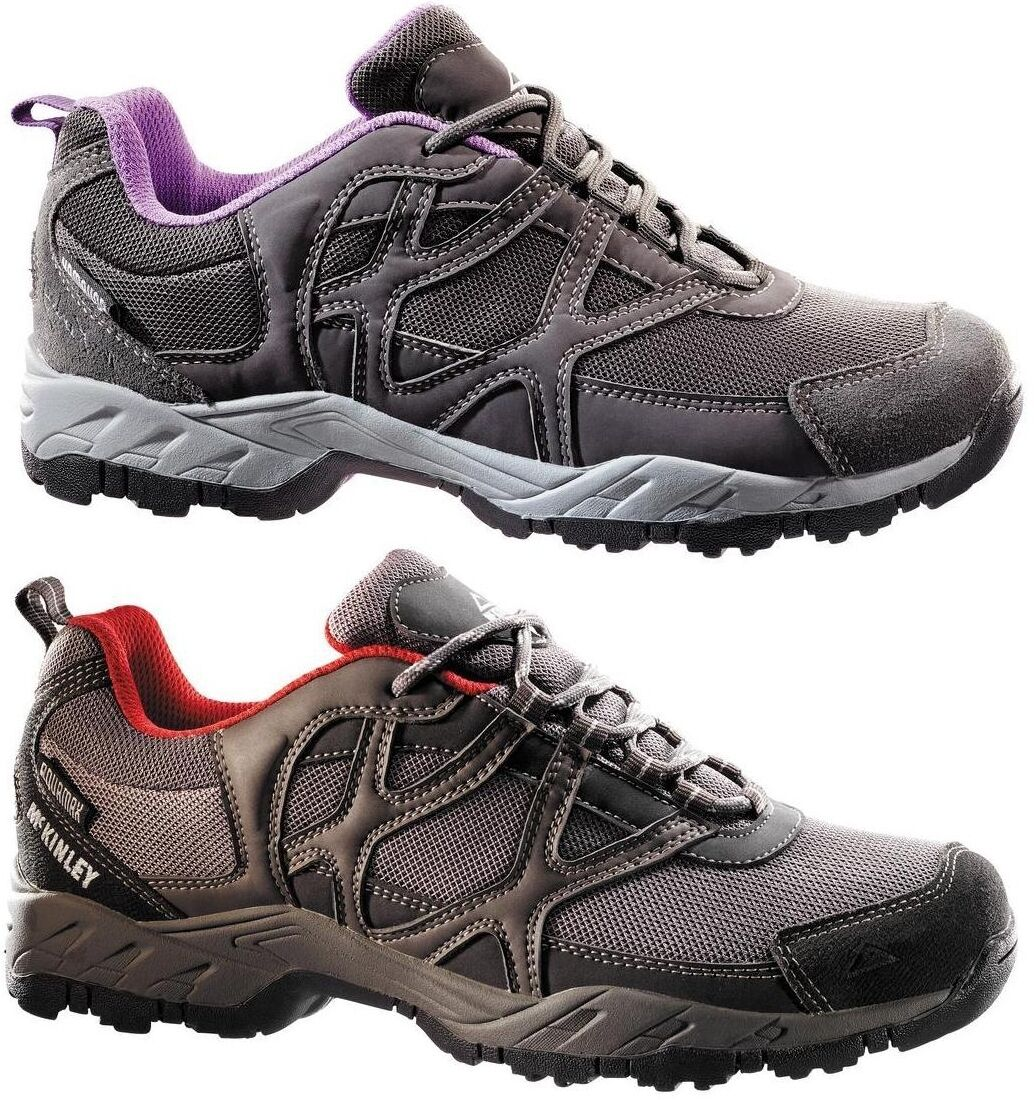 McKinley Trekking Randonnée Outdoor Chaussures percentage AQX Aquamax mambrane NEUF
