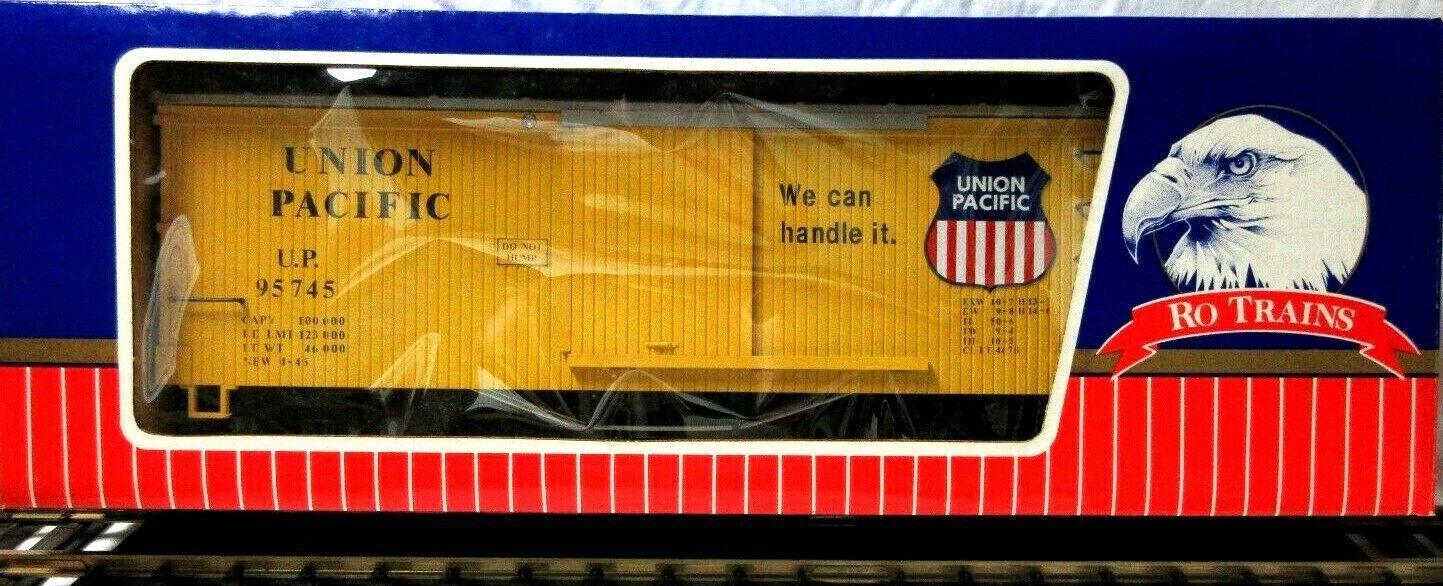 Ro USA 1937 Union Pacific coche de caja