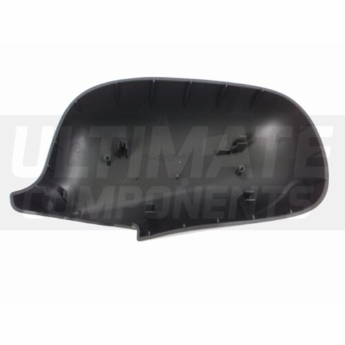 Saab 9-3 Convertible 8//2003-2012 Wing Mirror Cover Cap Primed Drivers Side O//S