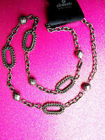 Elements Pewter Necklace