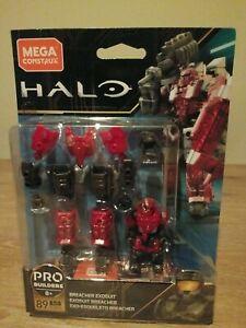 Mega Construx Halo Breacher Exosuit Pro Builders Figure 8+ 89 Pcs New/Sealed