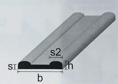 50 Stück Zylinderstifte DIN 7 h8 INOX EDELSTAHL 1,5X5 Toleranz//Passung h8