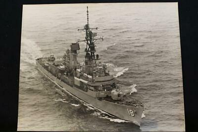 Military Ship Photo Uss Semmes Fixing Prices According To Quality Of Products ddg-18 p1369 8' X 10' B & W Photo