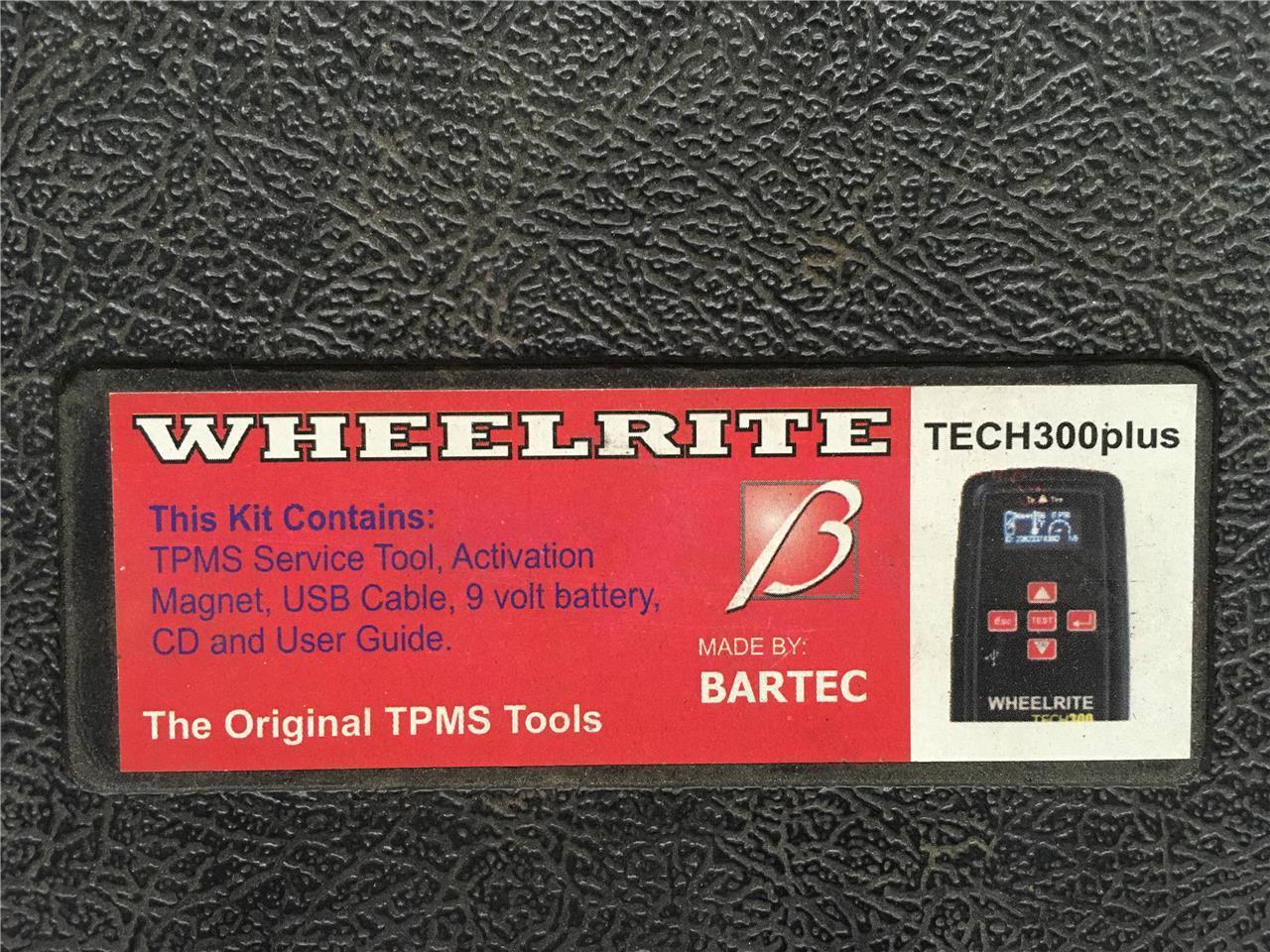 BARTEC WHEELRITE DRIVER DOWNLOAD FREE