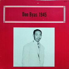 "12"" Don Byas 1945 (Three O`Cock In The Morning, Dark Eyes) 60`s"