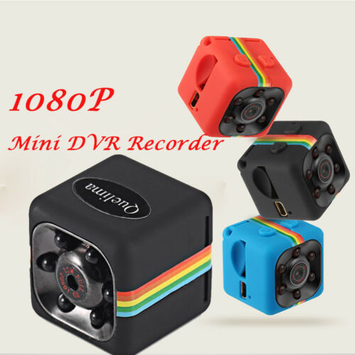 Mini SQ11 Useful Full HD 1080P DV Sport Camera DVR Video Recorder Camcorder US