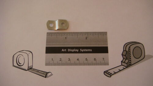 "200 #6 3//8/"" SCREWS SAMPLE ASSORTMENT CANVAS OFFSET CLIPS 1//8 1//4 3//8 1//2 3//4"