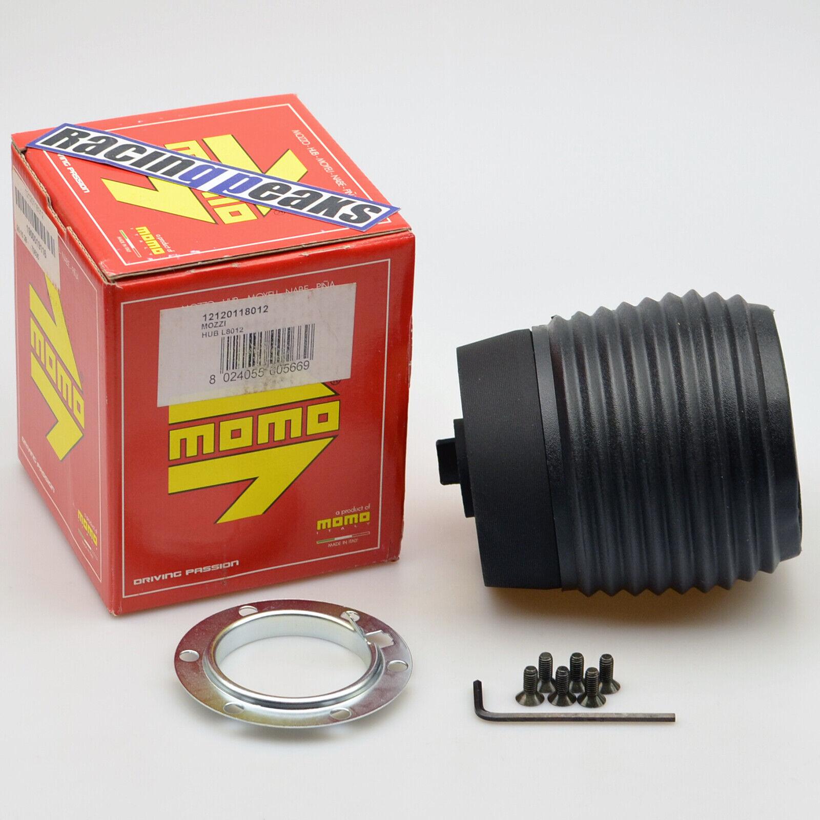 NEW  Genuine Momo steering wheel hub boss kit ML8012 VW Transporter Camper T3 T4