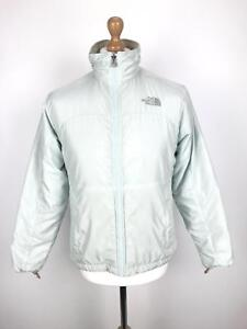 69d21a0f6 Details about THE NORTH FACE Womens Insulated Jacket | Puffer Primaloft TNF  | Medium M White