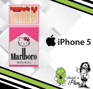 Details about CHRISTMAS GIFT!! Marlboro Box Hello Kitty Case for iPhone  5/5c/5s FREE SHIPPING