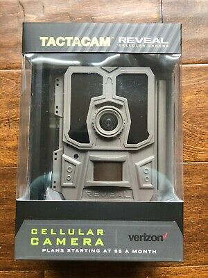 SHIPS FAST! Tactacam Reveal Cellular Trail Camera Verizon