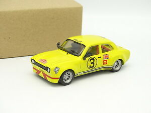 Minichamps Kit Monté Sb 1/43 - Ford Escort Rs 1800 Jaune N°3
