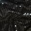 Camiseta De Lentejuelas Brillante Metálico Vestido Elaborado De Tela Material Brillante Por Metro