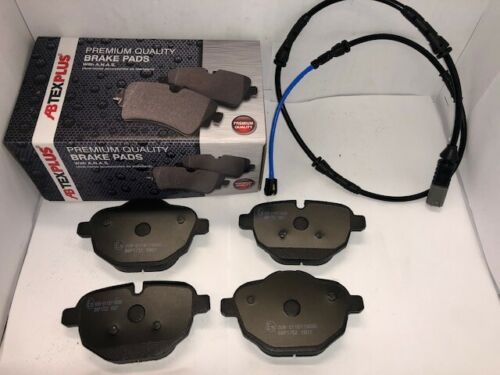 Rear Brake Pads /& Sensor Wire For BMW 5 Series F10 F11 2010-2017...All Models