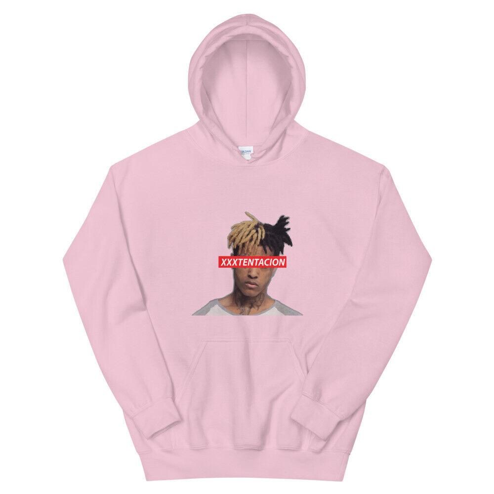 Unisex XXXtentacion rapper hoodie sweatshirt jumper rap music wear