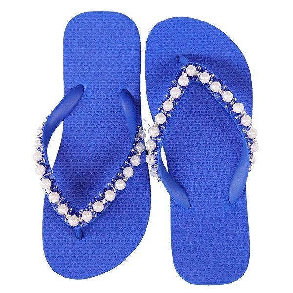 Luxus Flip Flops - Chanclas by  Simone Herrera - Glamourous Line - ISABELLA