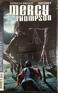 Mercy-Thompson-2-NM-1st-Print-Dynamite-Comics