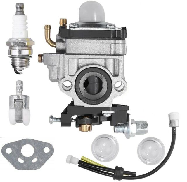 NEW Carburetor Kit for Blue Max 52623 42cc 2-cycle MC1502B 170312 Trimmer Carb
