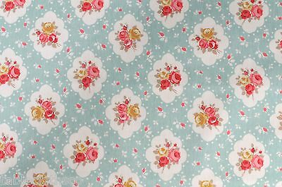 ROSETTA AUTUMN PVC WIPE CLEAN OILCLOTH WIPEABLE TABLE CLOTH click for sizes