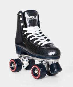 Size: 7,8 and 9 Impala WomensMidnight Quad Roller SkatesVegan