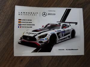 Pais-conde-Motorsport-Mercedes-AMG-gt3-Pegatina-Sticker-puesto-numero-16-10