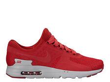 Nike Air Max Zero Premium 0 Men Lifestyle SNEAKERS Gym Red 881982