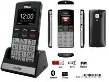 Maxcom MM710 Big Button Basic Senioren-Handy einfach SOS -NEW NEU - SOS CAMERA