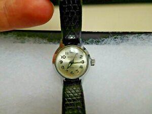 VINTAGE 1960'S WESTCLOX 17 JEWELS MANUAL WIND WOMENS (21210-WATCH-Y)