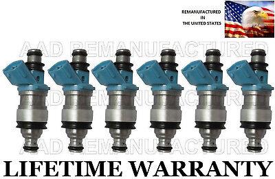 *BEST UPGRADE* Set Of 6 Fuel Injectors for Toyota 4Runner T100 3 4L ES300  3 0L | eBay