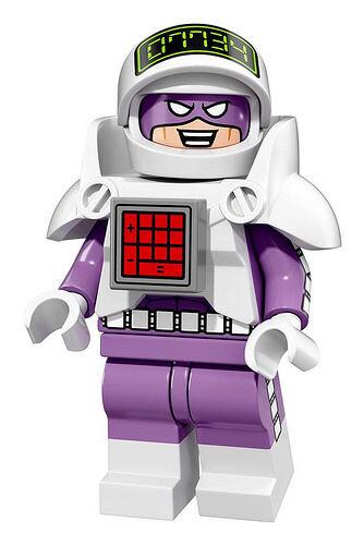 Calculator NEW LEGO BATMAN MOVIE MINIFIGURES SERIES 71017
