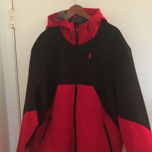 Champion jacket with hood, size XL