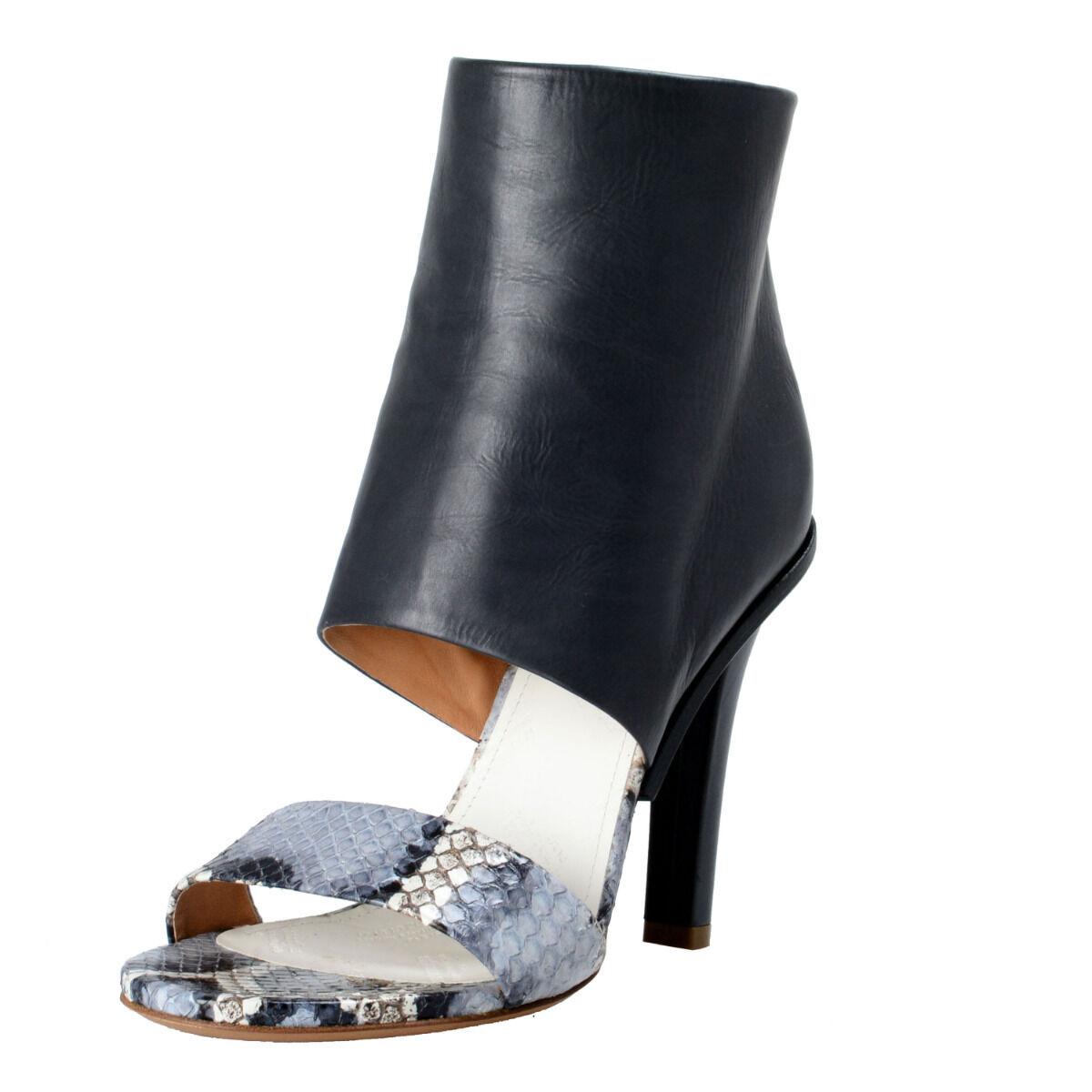 Maison Margiela 22 Damen Python Leder High Heels Sandaletten Schuhe Sz 6 9 10      Schönes Design
