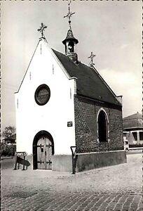 Loenhout-St-Quirinuskapel-Kapelle-Kirche-Church-um-1960-Postkarte-ungelaufen