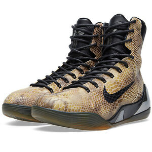 MENS NIKE KOBE IX 9 HIGH EXT QS