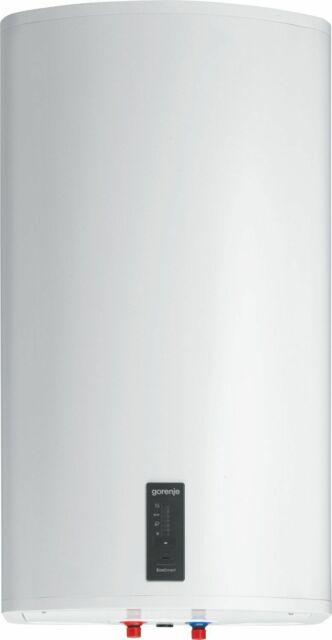 Hervidor 50L Calentador Intelligent Warmwasserboiler Gorenje FTG50SM Nuevo