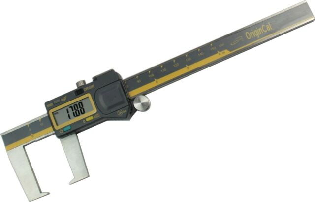 "Extreme Accuracy iGaging Digital Electronic Caliper 0-24/"" ABSOLUTE ORIGIN"