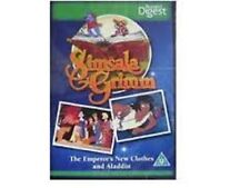 Simsala Grimm. The Emperor's New Clothes and Aladdin. NEW AND SEALED