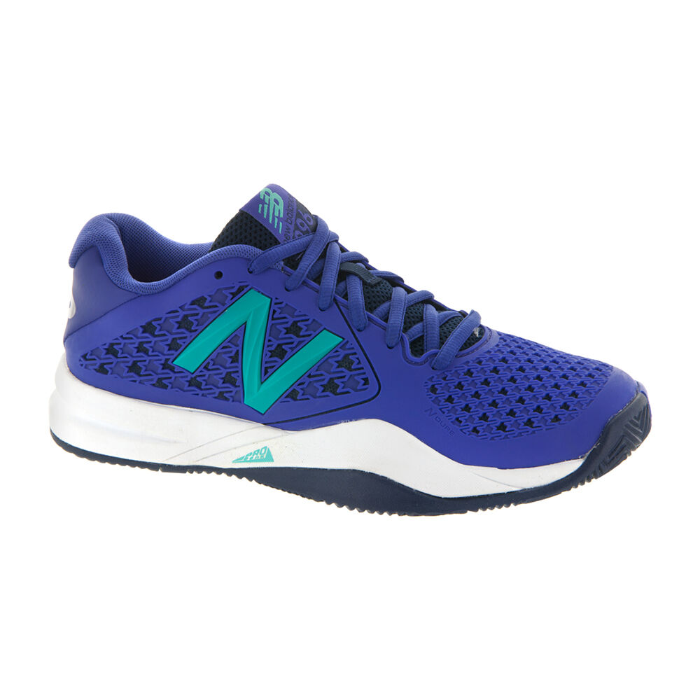 New Balance femmes 's WC996PT2 Tennis  Chaussures  –  Violet /Turquoise